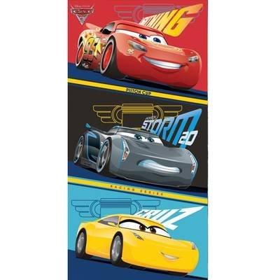 Cars 3 strandlaken - katoen