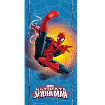 Spiderman strandlaken - katoen