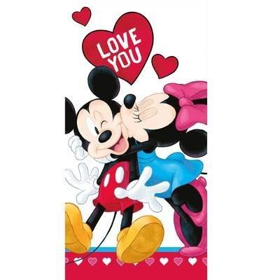 Minnie Mouse strandlaken - katoen
