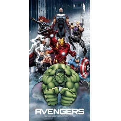 Avengers strandlaken - katoen