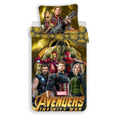 Avengers kinderdekbedovertrek 140x200 - Infinity War