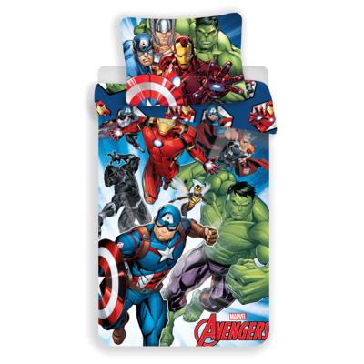 Avengers kinderdekbedovertrek 140x200