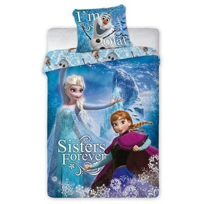 Frozen kinderdekbedovertrek 140x200 - Sisters