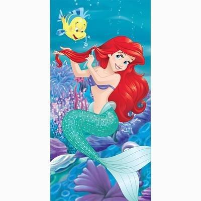 Ariel strandlaken - katoen