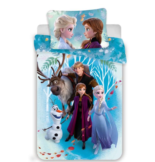Frozen 2 kinderdekbedovertrek 140x200 - Family