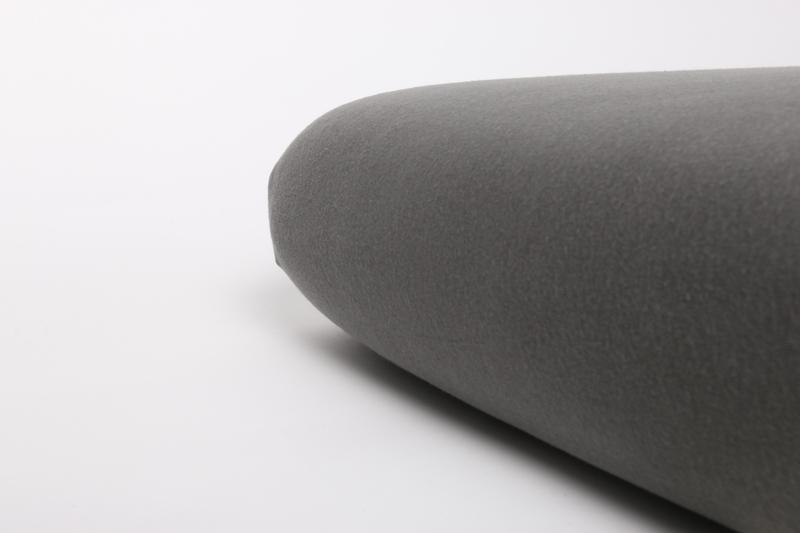 Jersey hoeslaken 90x200 - Grijs - Nappiez