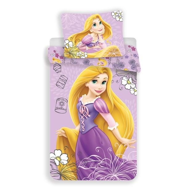 Rapunzel kinderdekbedovertrek 140x200 - Purple