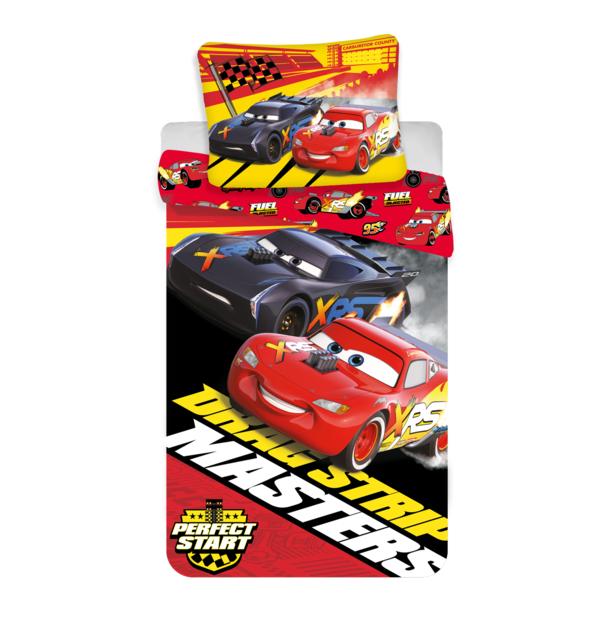 Cars kinderdekbedovertrek 140x200 - Masters