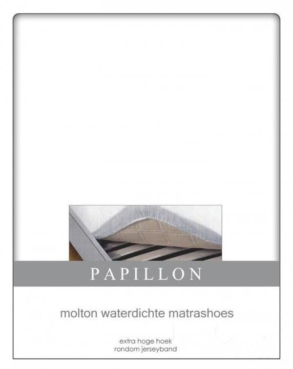 Molton hoeslaken 90x200 - Waterdicht