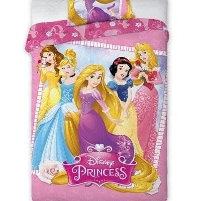 Princess kinderdekbedovertrek 140x200