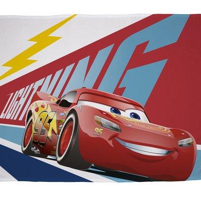 Cars Lightning Plaid - Fleece deken 100x150