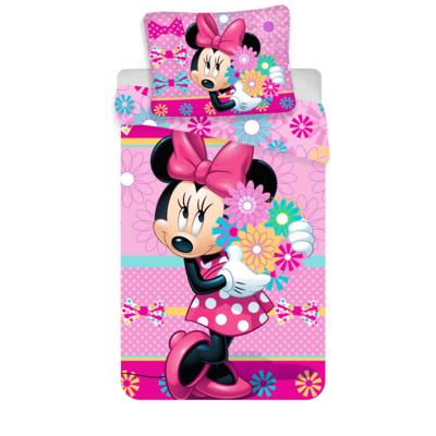 Minnie Mouse kinderdekbedovertrek 140x200