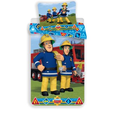 Brandweerman Sam kinderdekbedovertrek 140x200
