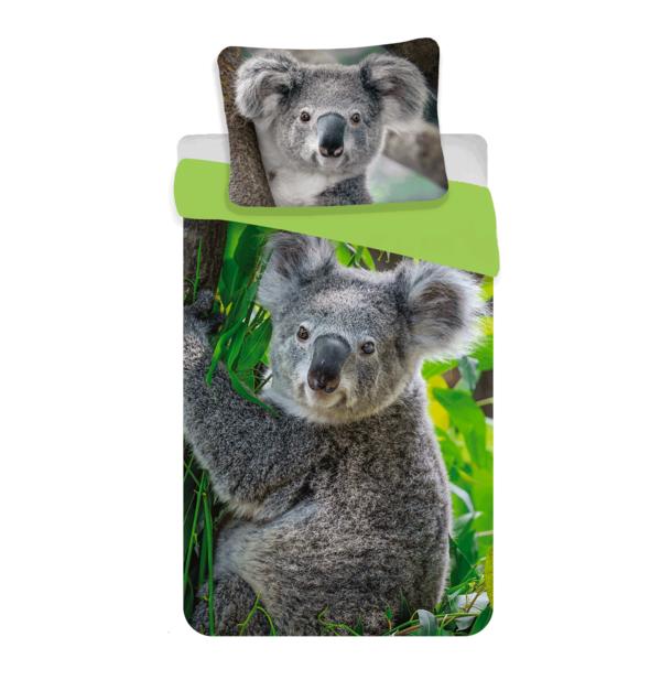 Koalabeer kinderdekbedovertrek 140x200