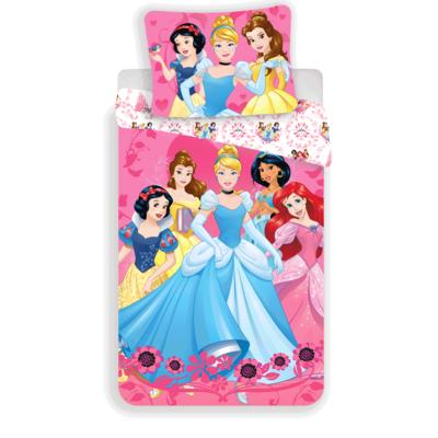 Princess kinderdekbedovertrek 140x200 - Cinderella