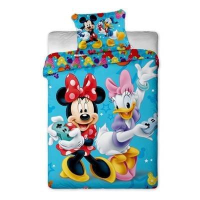 Minnie Mouse kinderdekbedovertrek 140x200 - Games