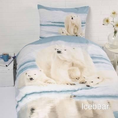 Icebear kinderdekbedovertrek 140x200
