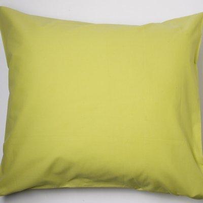 Kussensloop 60x70 - Lime
