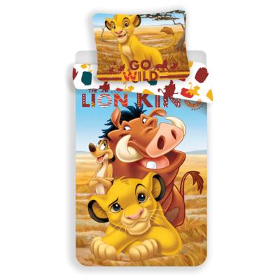 Lion King kinderdekbedovertrek 140x200
