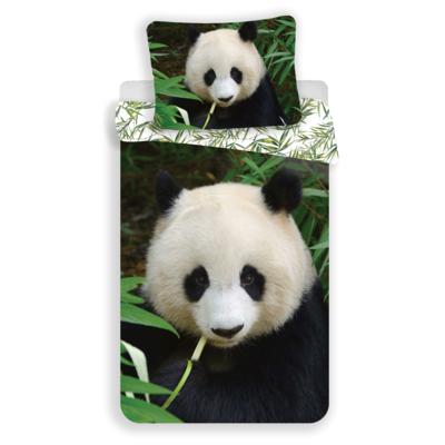 Panda kinderdekbedovertrek 140x200
