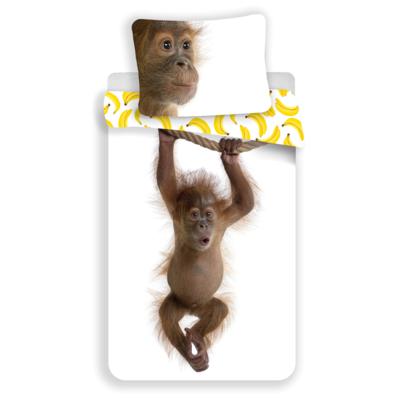 Orang-oetan kinderdekbedovertrek 140x200