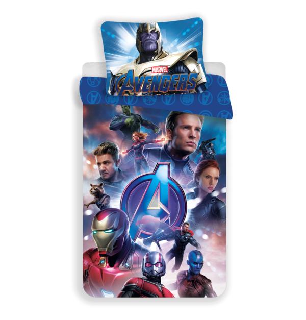 Avengers kinderdekbedovertrek 140x200 - Endgame
