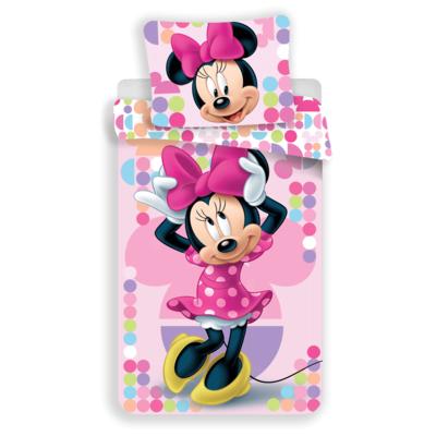 Minnie Mouse kinderdekbedovertrek 140x200 - Pink