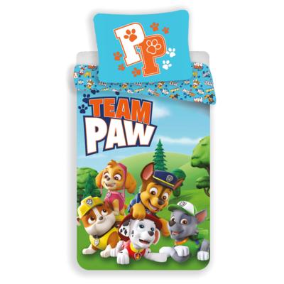 Paw Patrol kinderdekbedovertrek 140x200 - Team Paw