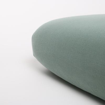 Jersey hoeslaken 90x200 - Groen - Nappiez