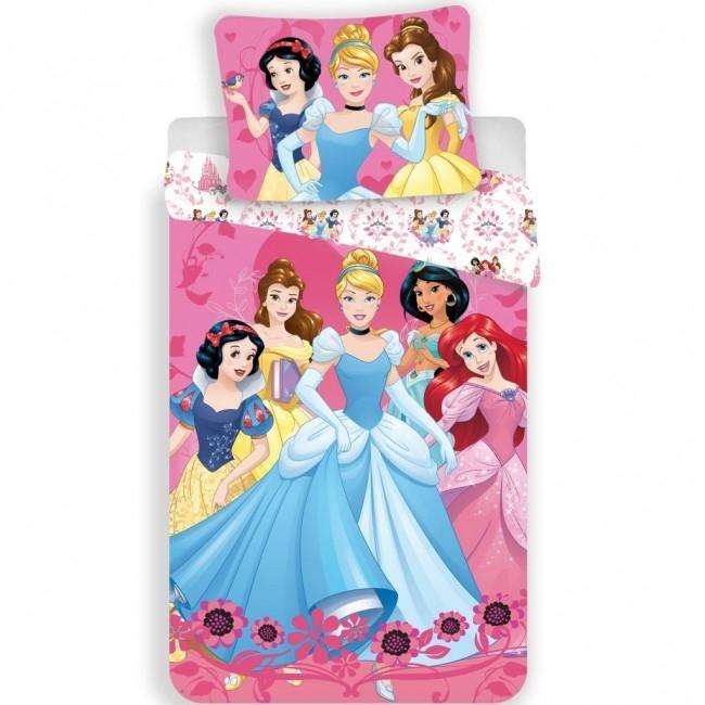 Princess kinderdekbedovertrek 140x200 - Cinderella - 2e kans