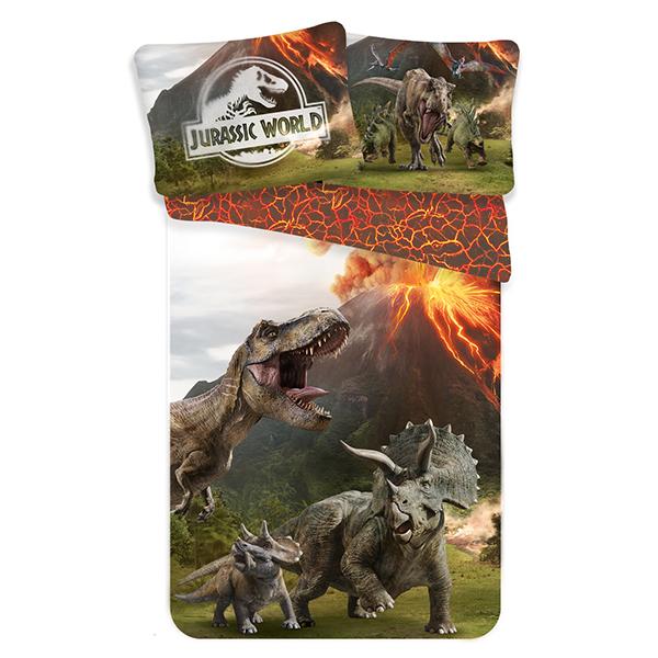 Jurassic World kinderdekbedovertrek 140x200