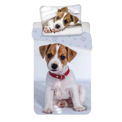 Puppy kinderdekbedovertrek 140x200 - 2e kans