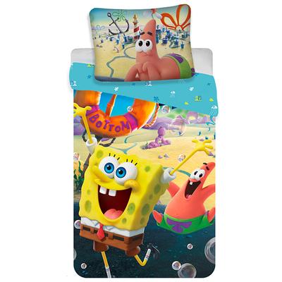 SpongeBob kinderdekbedovertrek 140x200 - Movie