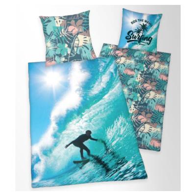 Surfer kinderdekbedovertrek 140x200