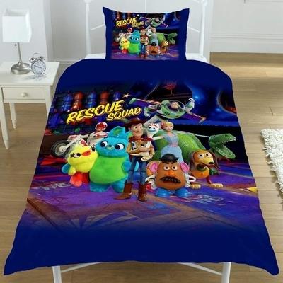Toy Story dekbedovertrek 135x200 - Rescue Squad - 2e kans